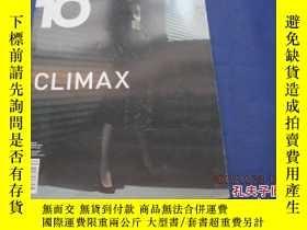 二手書博民逛書店10罕見CLIMAX12880 出版2004