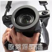 相機防水袋 專業單反防水袋尼康D5300防水罩賓得相機防水袋佳能750D潛水套 歐萊爾藝術館