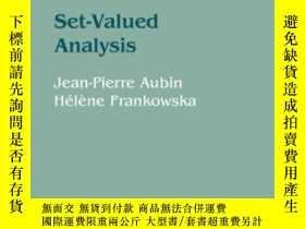 二手書博民逛書店Set-valued罕見Analysis-集值分析Y436638 Jean-pierre Aubin... B