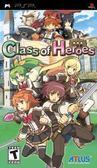 PSP Class of Heroes 劍與魔法與學園(美版代購)