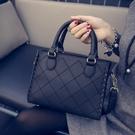 女包韓版時尚女士手提小包包潮百搭方包側背斜背包 黛尼時尚精品