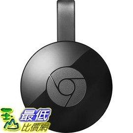 [美國直購] Google Chromecast 2.0 2代 黑色 新版 電視棒