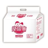 【樂爾寶】 成人紙尿褲實惠型 L(16片 x 6包/箱)-黏貼式-箱購