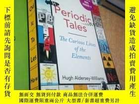 二手書博民逛書店Periodic罕見Tales【英文原版書】Y160831 Hugh Aldersey-Willia 出版