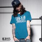 【BTIS】復古車牌 圓領T-shirt...
