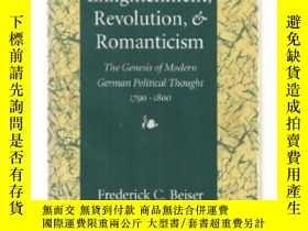 二手書博民逛書店Enlightenment,罕見Revolution, And RomanticismY256260 Fred