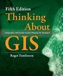 二手書《Thinking about GIS: Geographic Information System Planning for Managers》 R2Y ISBN:1589480708
