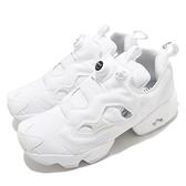 Reebok 休閒鞋 Instapump Fury OG-BEP 白 黑 男鞋 女鞋 BlackEyePatch 聯名款 運動鞋 【ACS】 FY3075