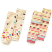 【BlueCat】嬰兒專用鴛鴦蝴蝶夢綁腿襪/保暖襪/爬行套/襪套
