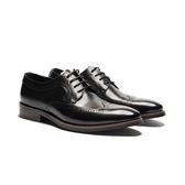 Waltz-蠟感雕花紳士鞋212577-02黑