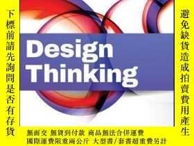 二手書博民逛書店Design罕見Thinking: New Product Development Essentials from