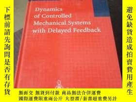 二手書博民逛書店Dynamics罕見of Controlled Mechanic