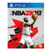 【PS4 遊戲】NBA 2K18《中文版》