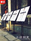 廣告架  kt板展架立式落地式廣告架易拉寶展示架展板廣告牌海報架定制制作