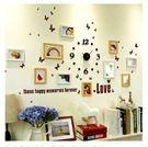 照片墻 - 11框童話小墻面 送墻貼 相片墻 jy相框墻 組合 創意【情人節禮物八折搶購】