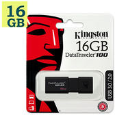 Kingston 16GB 16G 金士頓【DT100G3】Data Traveler 100 G3 DT100G3/16GB USB 3.0 原廠保固 隨身碟