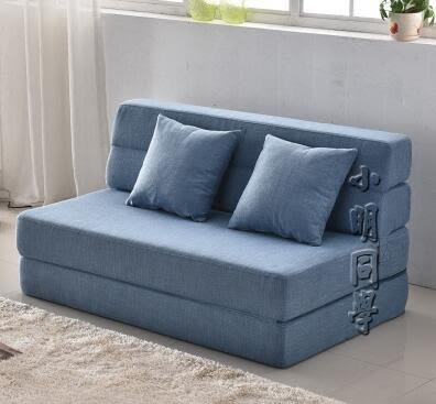 可摺疊小戶型沙髮床榻榻米