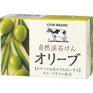 牛乳石鹼 自然派橄欖皂100g...