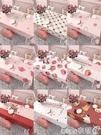 熱賣桌布書桌學生網紅pvc餐桌布布藝少女心北歐防水防油免洗茶幾布 【618 狂歡】