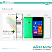 NILLKIN Nokia Lumia 625 超清防指紋保護貼(含鏡頭貼套裝版)