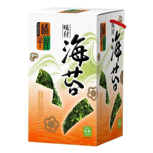 橘平屋味付海苔桶-54束【愛買】