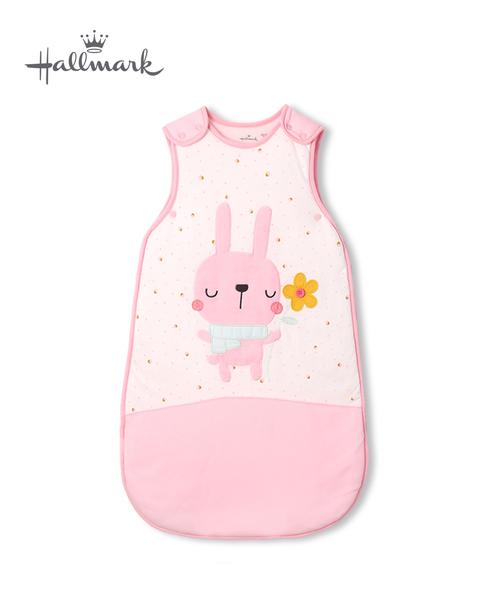 Hallmark Babies 秋冬女嬰防踢被 HH3-N02-A8-AG-MR