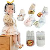 童襪 嬰兒襪 春夏薄棉冰絲寶寶襪 立體公仔襪子 室內襪-JoyBaby