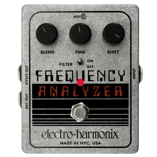 【敦煌樂器】Electro Harmonix Frequency Analyzer 效果器