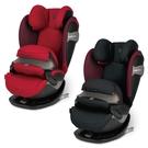 【紅色預購】Cybex Pallas S-FIX 安全座椅/汽座-法拉利限定款(紅/黑)【總代理公司貨】