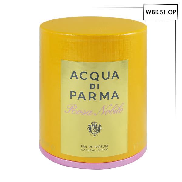 Acqua di Parma 帕爾瑪之水 高貴玫瑰淡香精 50ml Rosa Nobile EDP - WBK SHOP