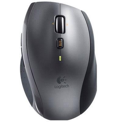 【台中平價鋪】全新 Logitech羅技 M705 2.4G無線雷射滑鼠(飛速滾輪/上下頁/Unifying)
