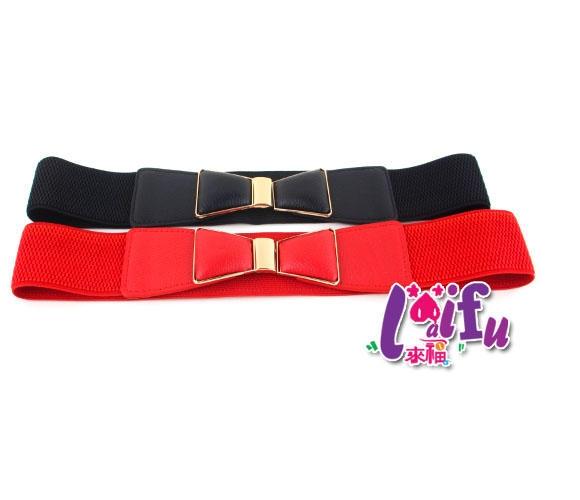 ★草魚妹★H814腰帶輕蝶腰封腰帶皮帶正品,售價250元