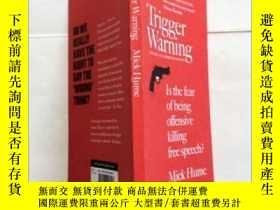 二手書博民逛書店Trigger罕見Warning Concise and Abridged Edition 英文原版Y2320