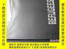 二手書博民逛書店REFUGEES罕見AZERBAIJAN 阿塞拜疆難民 黑白畫冊Y6713 REFUGEES AZERBAIJ