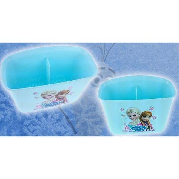 【震撼精品百貨】冰雪奇緣_Frozen~吸盤式浴室收納盒
