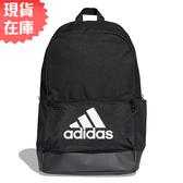 【現貨】Adidas CLAS BP BOS 背包 後背包 休閒 網布 筆電 水壺 黑 【運動世界】 DT2628