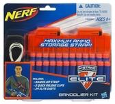 【NERF-菁英系列】NERF Elite 菁英系列 戰鬥彈匣腰帶組.戰鬥 彈夾 腰帶組 生存遊戲 玩具槍