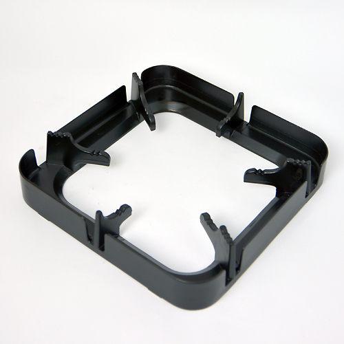 【防風瓦斯爐架】鍋用 / 鼎用 2選1 方型爐架 廚房 火力集中 L-768 [百貨通]