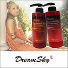 AZ 系列 魔幻精靈 洗髮精 髮膜 洗髮乳 頭髮 清潔 滋潤 護髮 整組 洗+護 組合 特惠價 (500ml/罐) DreamSky