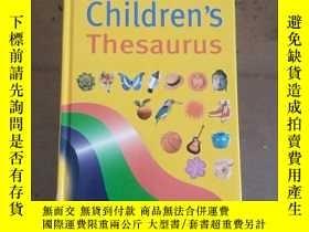 二手書博民逛書店Oxford罕見Children s ThesaurusY269
