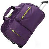 拉桿包 卡拉羊手提拉桿包旅行包女拉桿袋男大容量防水行李包登機箱旅行袋 igo【美物居家館】