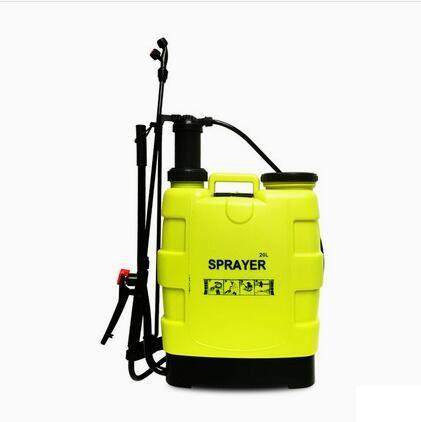 手動噴霧器農用背負式果樹打藥噴農藥高壓消毒防疫機新型洗車噴壺 1995生活雜貨