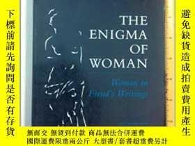 二手書博民逛書店The罕見Enigma Of WomanY256260 Sarah Kofman Cornell Univer