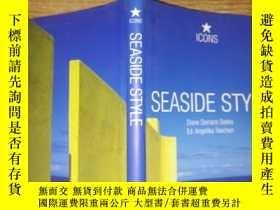 二手書博民逛書店Seaside罕見Style (Icon (Taschen))Y