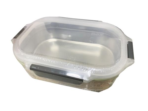 【小倆口居家】馬卡長方型保鮮隔熱餐盒
