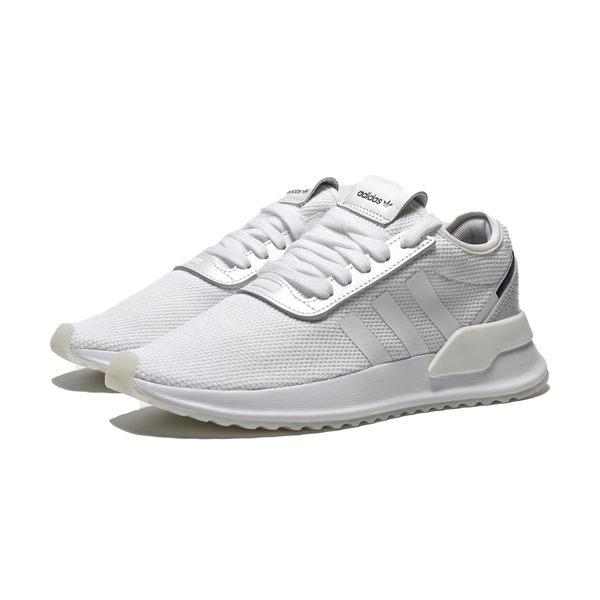 ADIDAS ORIGINALS U_PATH X W 白 全白 慢跑 休閒鞋 女(布魯克林) EE7160