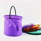 折疊式洗筆折疊水彩顏料洗筆桶 JL1768『miss洛雨』