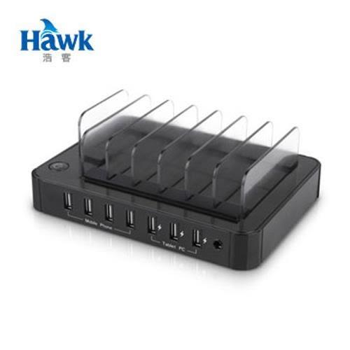 Hawk S765 7Port 電源供應器-充電器