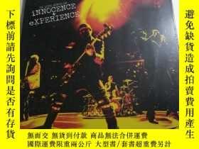 二手書博民逛書店U2罕見LIVE SONGS OF iNNOCENCE + eXPERIENCE(U2現場演唱天真+體驗)內附光盤