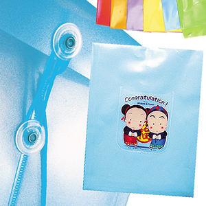 【年終大回饋】中國娃娃拜年文件袋(5入) CC118-5 HFPWP